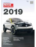 2019 AUTOMOBIL REVUE YEARBOOK FRENCH