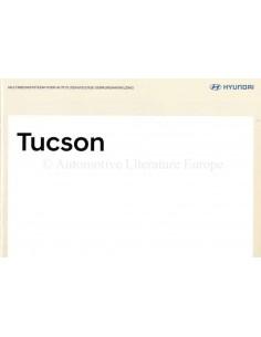 2018 HYUNDAI TUCSON (IX35) BETRIEBSANLEITUNG NEDERLANDS