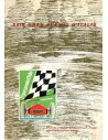 1958 29TH GRAND PRIX OF ITALY (MONZA) OFFICIAL CATALOGUE ITALIAN
