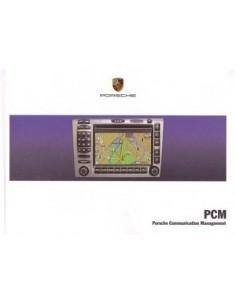 2005 PORSCHE PCM INSTRUCTIEBOEKJE NEDERLANDS