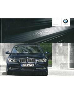 2005 BMW 3ER LIMOUSINE INDIVIDUAL PROSPEKT ENGLISCH