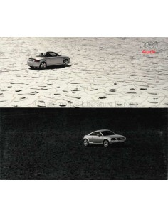 2003 AUDI TT BROCHURE GERMAN