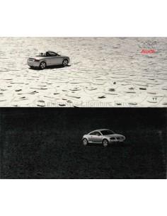2003 AUDI TT PROSPEKT DEUTSCH