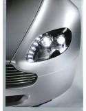 2008 ASTON MARTIN V8 VANTAGE HARDCOVER BROCHURE ENGELS