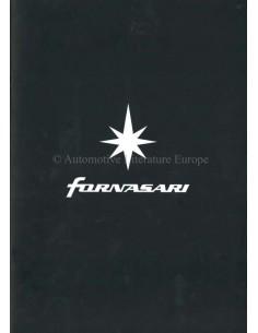 2012 FORNASARI PROGRAMMA BROCHURE ENGELS