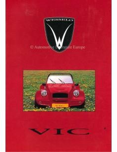 1993 WESSELO VIC PROSPEKT NIEDERLÄNDISCH