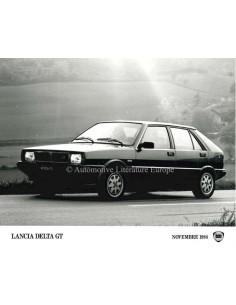 1984 LANCIA DELTA GT PERSFOTO