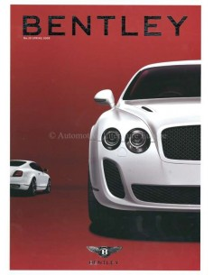 2009 BENTLEY MAGAZIN SUMMER 30