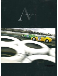 2008 ASTON MARTIN MAGAZINE SUMMER 5