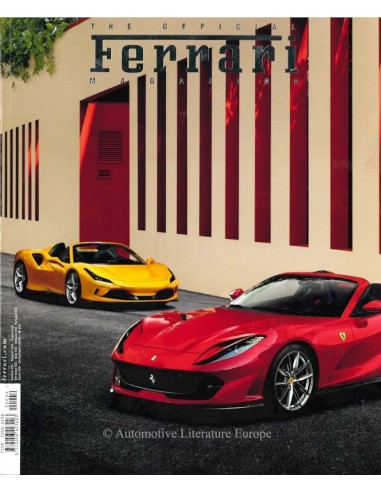 2019 THE OFFICIAL FERRARI MAGAZINE 44 ENGLISCH