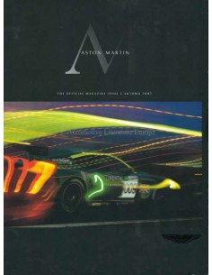 2007 ASTON MARTIN MAGAZINE AUTUMN 2