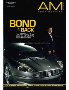 2006 ASTON MARTIN CONFIDENTIAL MAGAZINE 04