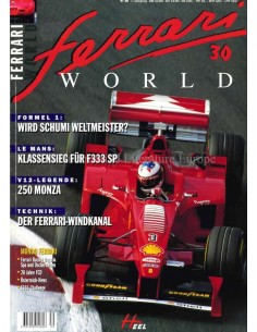 1998 FERRARI WORLD MAGAZIN 29 DEUTSCH