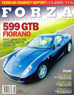 2006 FERRARI FORZA MAGAZINE 71 ENGLISH