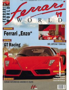 2003 FERRARI WORLD MAGAZIN 49 DEUTSCH