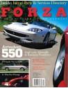 2002 FERRARI FORZA MAGAZIN 40 ENGLISCH