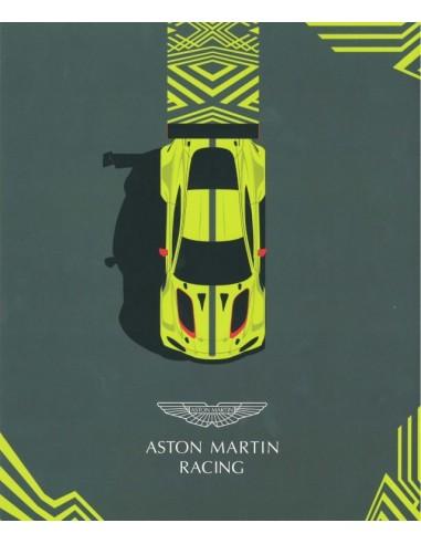 2017/2018 ASTON MARTIN RACING BROCHURE ENGLISH