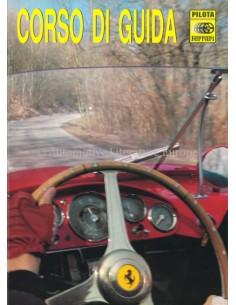 1993 FERRARI MUGELLO DRIVING COURSE PROSPEKT ITALIENISCH ENGLISCH