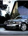 2008 BMW 3 SERIE INSTRUCTIEBOEKJE DUITS