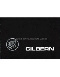 1959 GILBERN GT1800 / 2 LITRE V4 PROSPEKT ENGLISCH