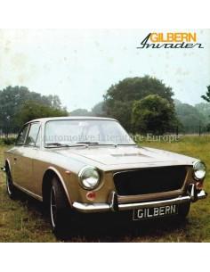 1969 GILBERN INVADER BROCHURE ENGLISH