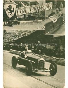 1934 LA SCUDERIA FERRARI MAGAZINE 4