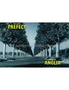 1956 FORD PREFECT & ANGLIA DELUXE BROCHURE DUTCH