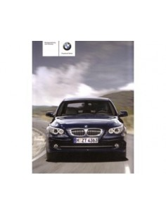 2008 BMW 5 SERIES OWNERS MANUAL HANDBOOK GERMAN