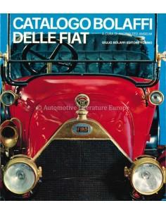 CATALOGO BOLAFFI DELLA FIAT - ANGELO TITO ANSELMI - BOEK