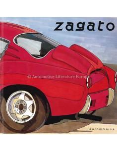 ZAGATO - MICHELE MARCHIANO - BOOK