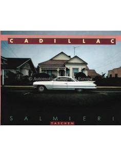 CADILLAC - STEPHEN SALMIERI & OWEN EDWARDS - BOOK