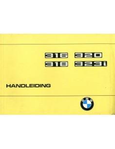 1977 BMW 3 SERIE INSTRUCTIEBOEKJE NEDERLANDS