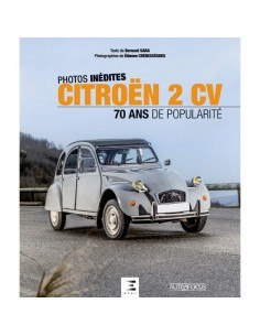 CITROËN 2CV - 70 ANS DE POPULARITÉ - BERNARD SARA - BOOK