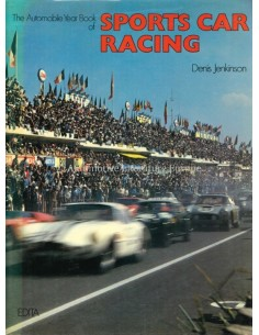 THE AUTOMOBILE YEAR BOOK OF SPORTS CAR RACING - DENIS JENKINSON - BOOK