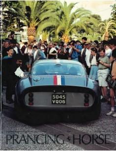 1992 FERRARI PRANCING HORSE MAGAZINE 104