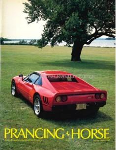 1989 FERRARI PRANCING HORSE MAGAZINE 91