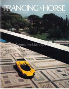 1989 FERRARI PRANCING HORSE MAGAZINE 90