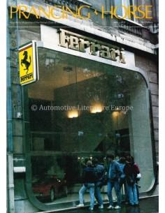 1985 FERRARI PRANCING HORSE MAGAZINE 78