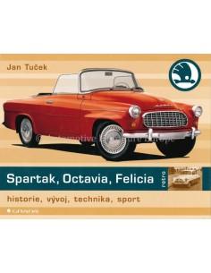 SPARTAK, OCTAVIA, FELICIA - JAN TUČEK - BOOK