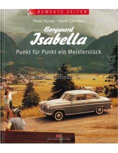 BORGWARD ISABELLE: PUNKT FÜR PUNKT EIN MEISTERSTÜCK - PETER KURZE & HARM COORDES - BUCH