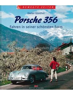 PORSCHE 356 - FAHREN IN SEINER SCHÖNSTEN FORM - DIETER GÜNTHER - BOOK