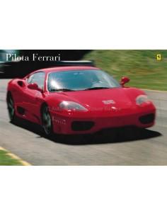 1999 FERRARI PILOTA PROSPEKT ITALIENISCH / ENGLISCH 1544/99
