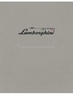 2020 LAMBORGHINI POLO STORICO BROCHURE ENGLISH