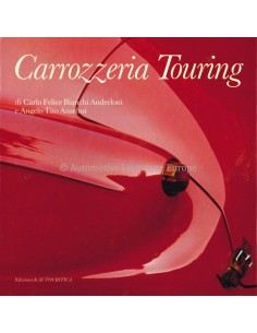 CARROZZERIA TOURING - ANGELO TITO ANSELMI - BOOK