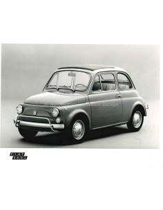 1967 FIAT 500L PRESSEBILD
