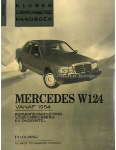1984 - 1991 MERCEDES BENZ W124 REPARATURANLEITUNG ENGLISCH