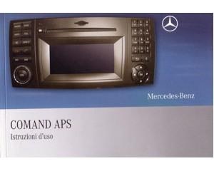 2008 mercedes benz comand aps owners manual handbook italian rh autolit eu Command Symbol Minecraft Commands