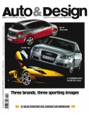 2004 AUTO & DESIGN MAGAZINE ITALIAN & ENGLISH 147