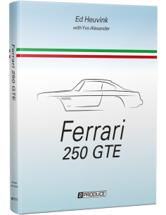 312 P - ONE OF FERRARI'S MOST BEAUTIFUL RACERS - GIANNI AGNESA - BOOK