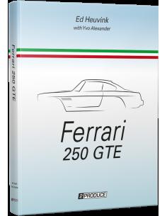 FERRARI 250 GTE - YVO ALEXANDER & ED HEUVINK - BÜCH